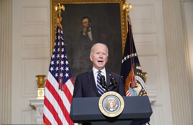 Biden Combats Climate Change – Takes On Big Oil – Claims 1 Million Auto Jobs Are Coming