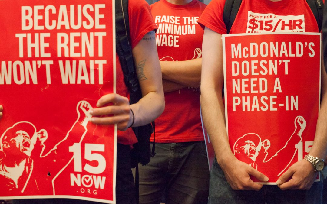 CBO: $15 Minimum Wage Boost Would Cost Jobs But Lift Nearly A Million People Out Of Poverty