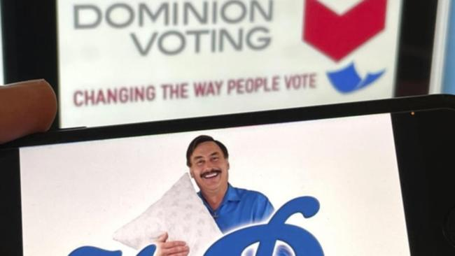 Dominion Files Billion Dollar Lawsuit Against 'My Pillow' Guy After FALSE Claims Of Rigged Machines