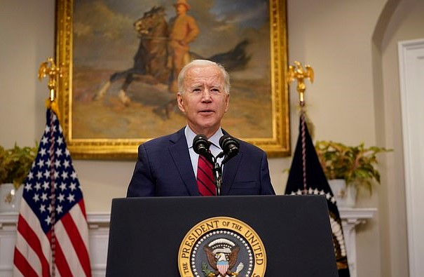 Biden Announces EVERY American Will Have Access To Covid Vaccine By May