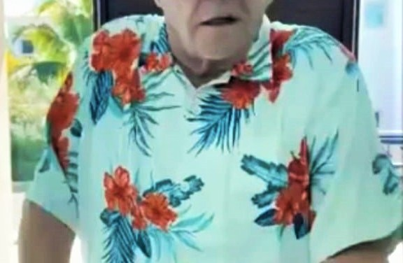 WATCH:  Anthony Hopkins, 83, Shows He's Still Got The Moves!