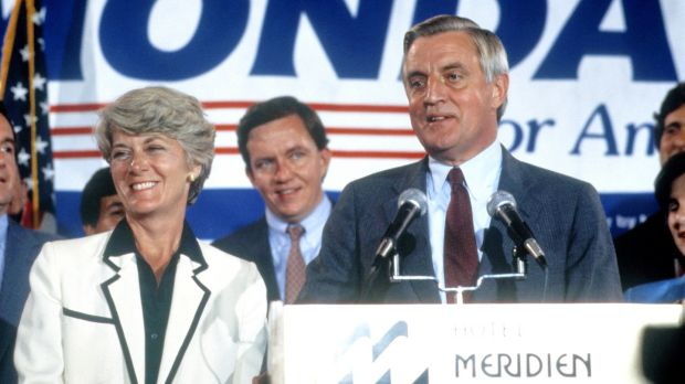 Walter Mondale Dies at 93 – Made History In '84 For Historic VP Pick & Election Defeat