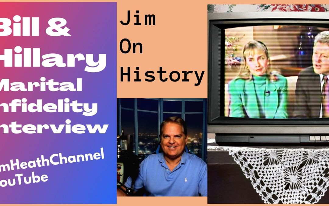 WATCH: Jim On History – The Interview That Saved The Clinton's Careers