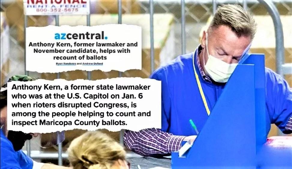 Maricopa County Republicans BLAST Cyber Ninjas & Vote Audit LUNACY