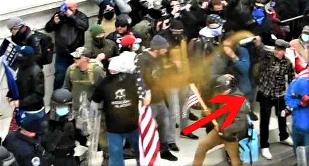 MAGA Rioter Who Accused Police Of 'Protecting Pedophiles' Raped 14-Year-Old Girl