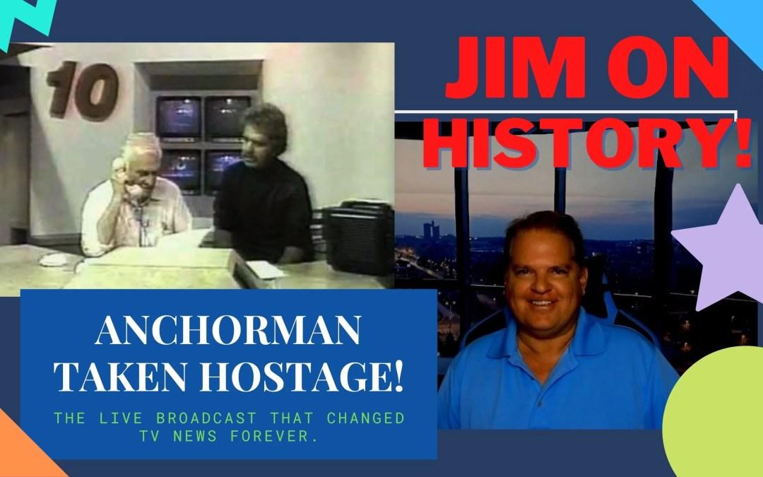 WATCH: Jim On History – Anchorman Taken Hostage!