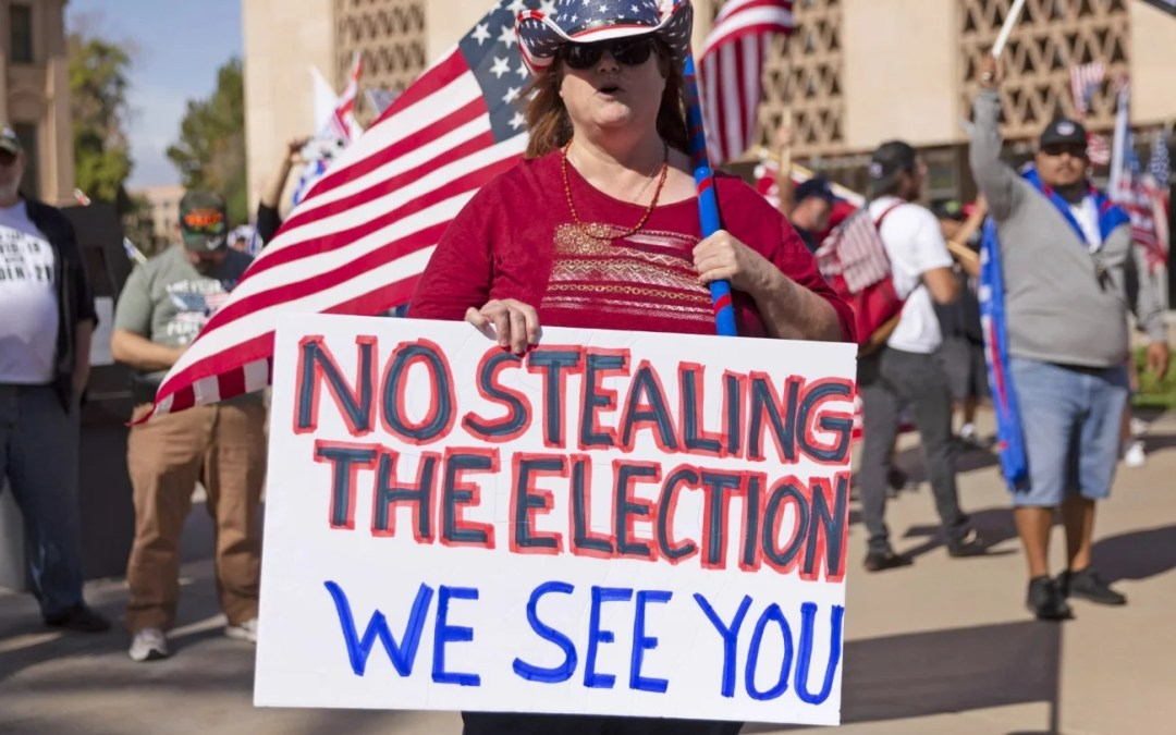 REVEALED: If They Can't Win Elections, Big Money GOP Groups Plan To Steal Them