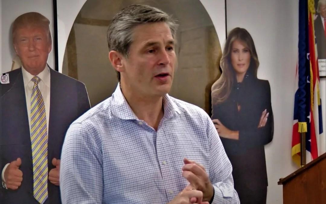 Trump Livid As Matt Dolan Enters Ohio's Senate Race NOT Kissing His Ass