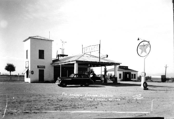LIFE IN THE SHADOW OF ROUTE 66