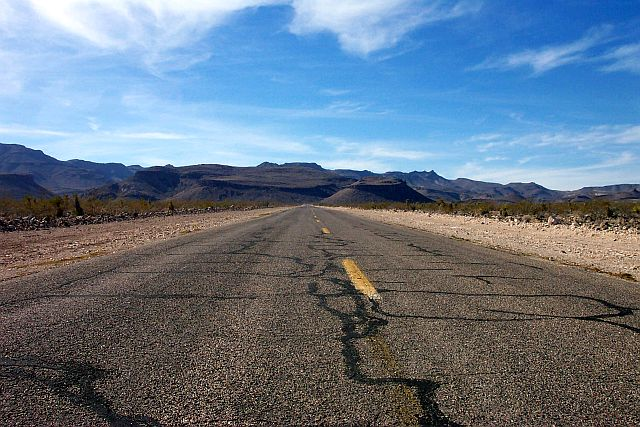 IN SEARCH OF ROUTE 66