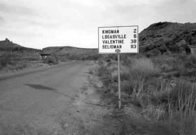 Route 66 in Arizona