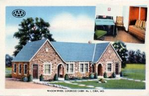 Wagon Wheel Motel 3 - Mike ward
