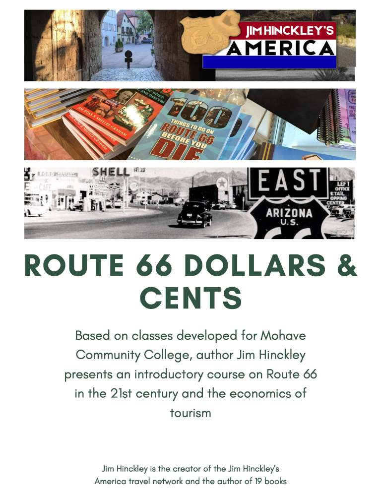 Route 66 Dollars & Cents