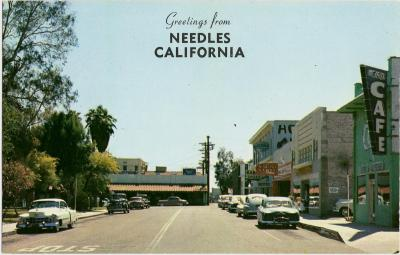 Needles California