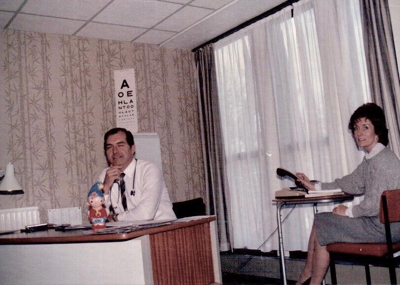 1986 Nuffield Hospital Horsforth