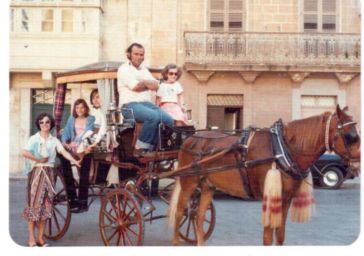 Family 3 Malta '78