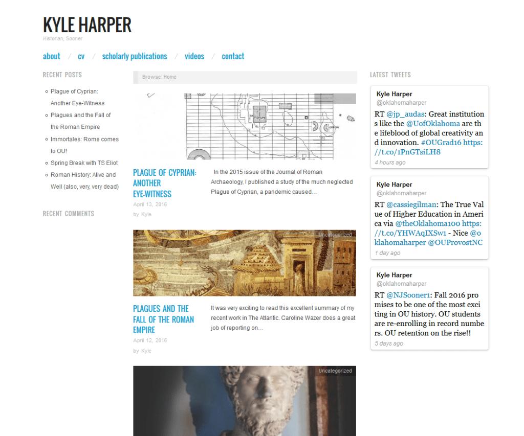 Portfolio example-Kyle Harper- Historian, Sooner 2016-05-10 15-35-40