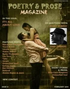 Poetry & Prose February 2011