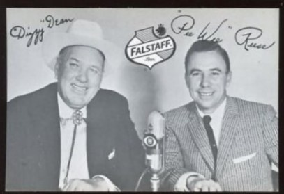 Dizzy Dean and Pee Wee Reese
