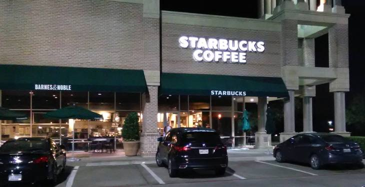 My Favorite Coffee House