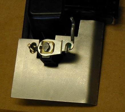 Chevy Express GMC Savanah Van Door Lock Protection Plates