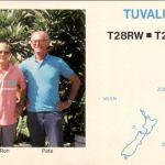 TUVALUのQSL