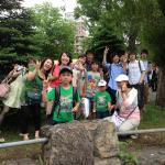 北海道神宮大祭、、、なのに走ってきました!