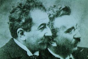 Les frères Lumieres