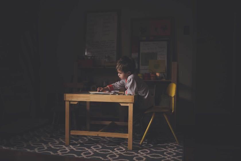 Enfants et danger du numérique