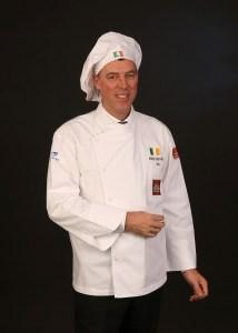 Jimmy Griffin Master Baker