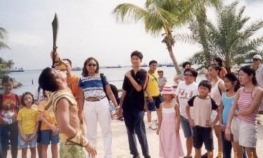 Beach Roving Performance by Jimmy Juggler