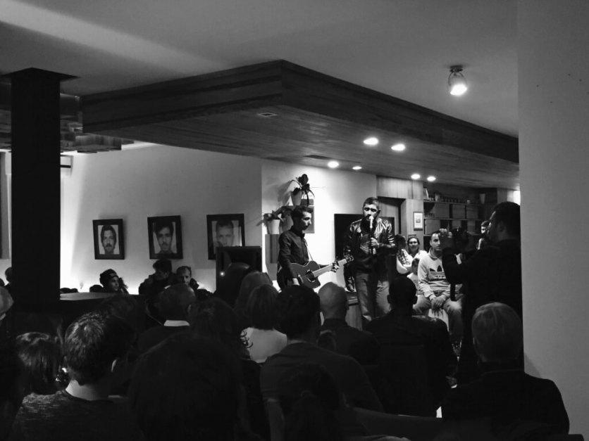Album release concert of the Jimmy Mustafa Bana at Hotel Gracanica 18 Dec 2015 (4)