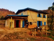 Homestay for the first night