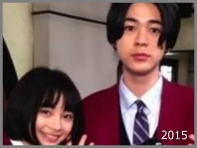 広瀬すず,成田凌,2015年,学校のカイダン