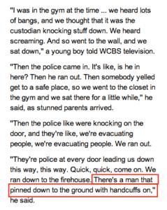 man handcuffs