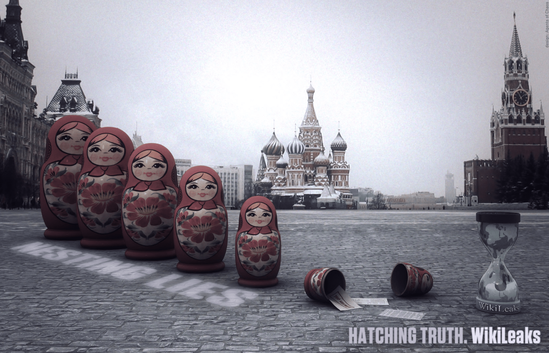 wikileaks office. Under Attack Part Four: The Matryoshka Doll Wikileaks Office
