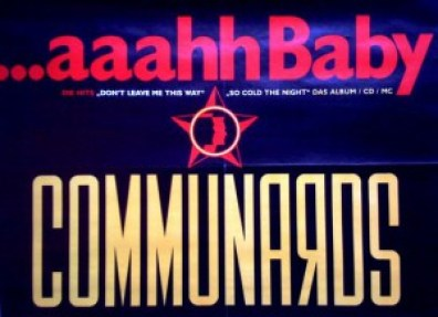Communards Promo Poster