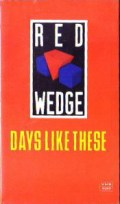 Red Wedge VHS