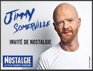 Radio Promo France, Jimmy Somerville, Interview, Studio Session, Smalltown Boy, Strong Enough