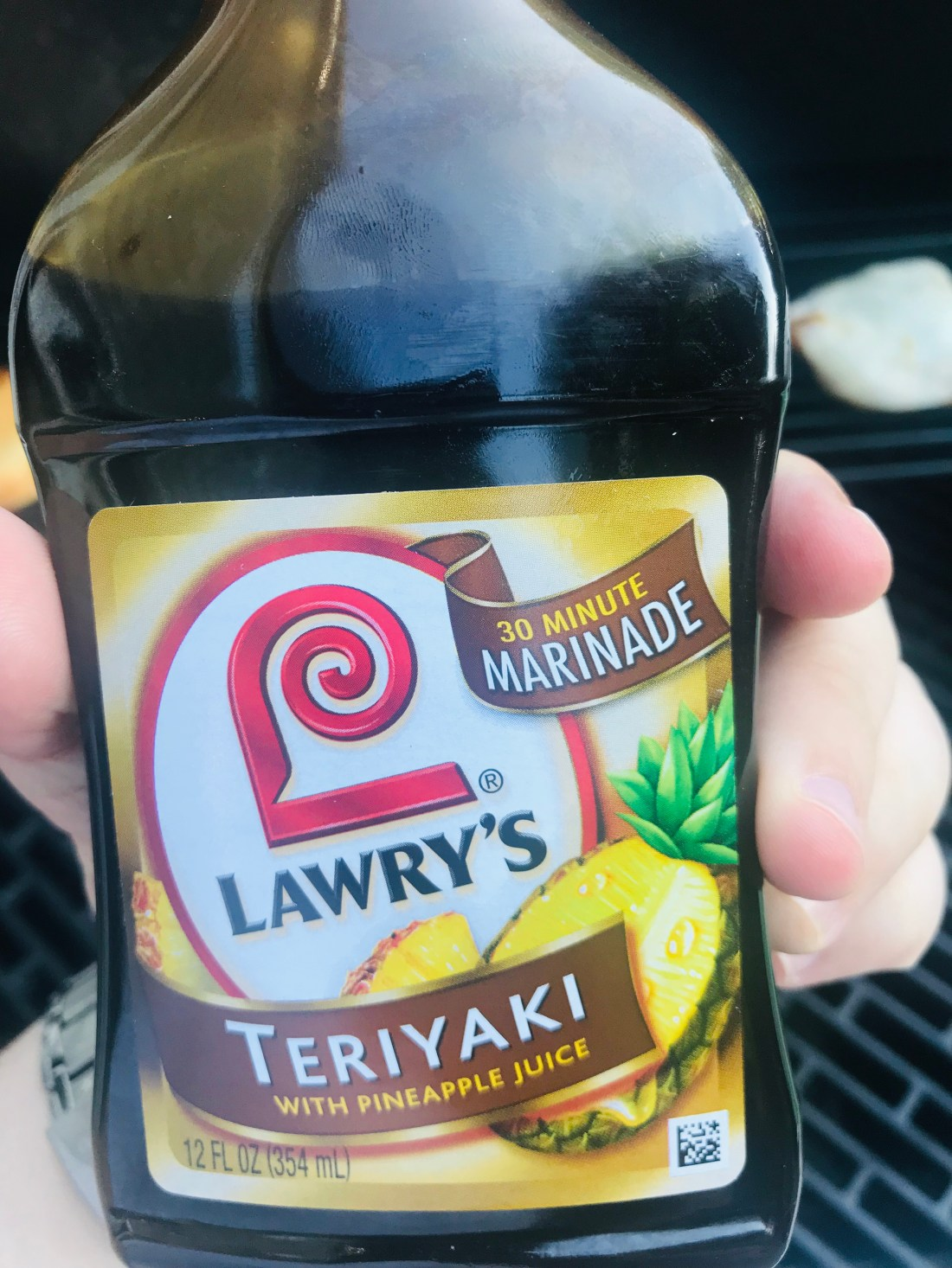 Lawry's Teriyaki Marinade with Pineapple Juice