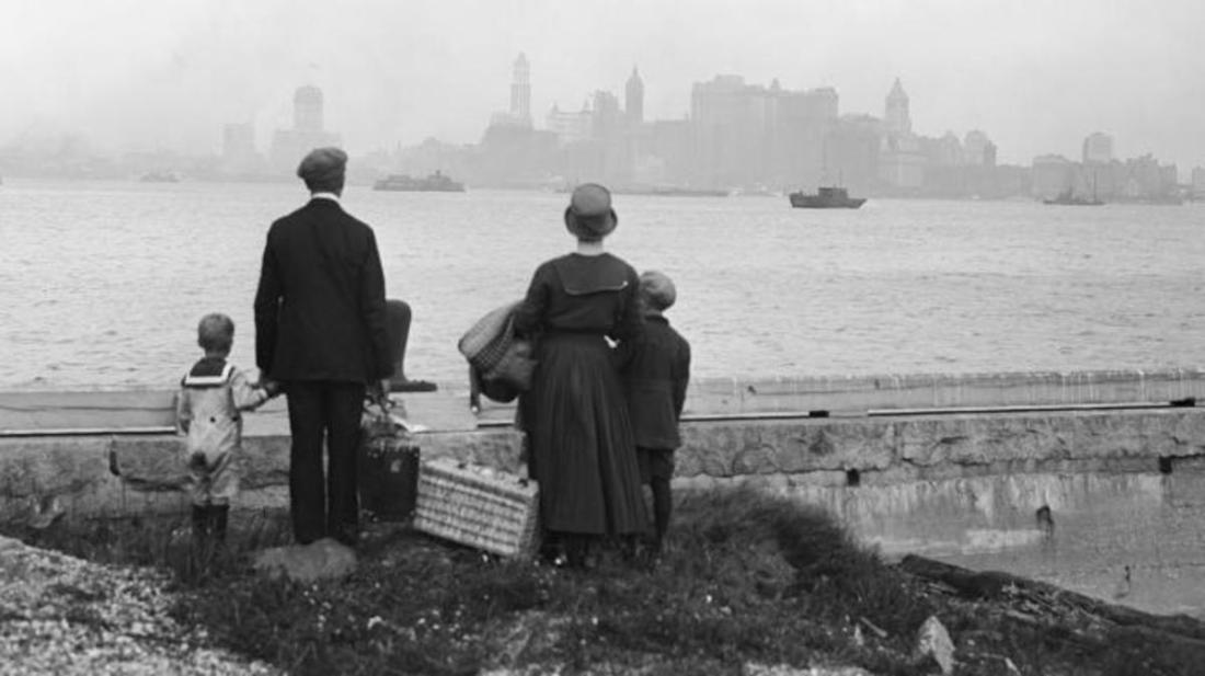Ellis Island - Immigrants