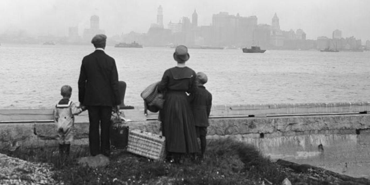 Ellis Island - Immigrants