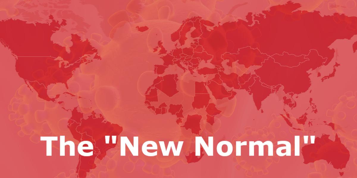 New Normal - Coronavirus
