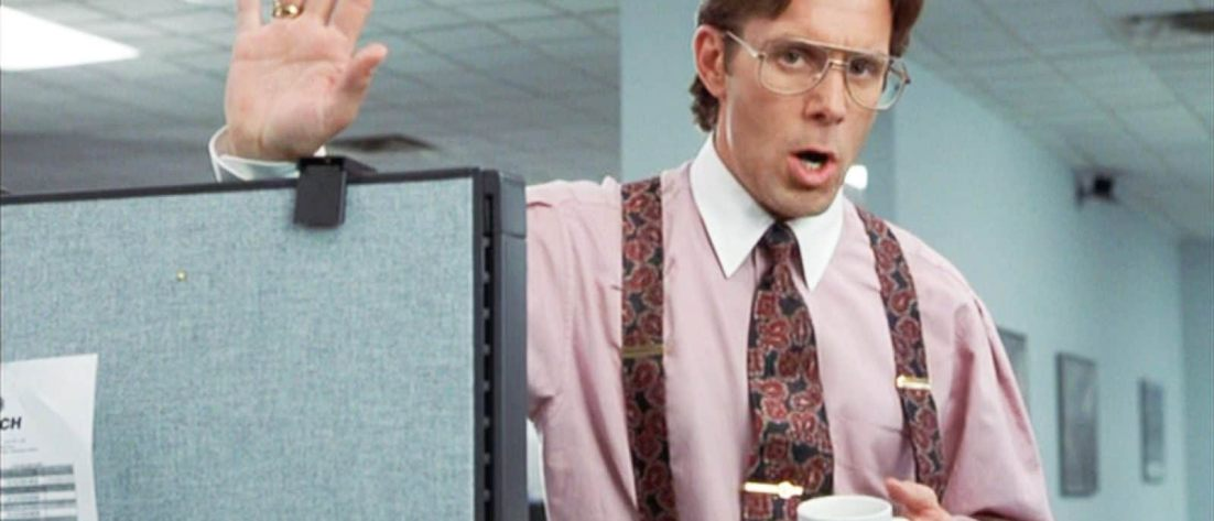 Office Space - TPS Reports