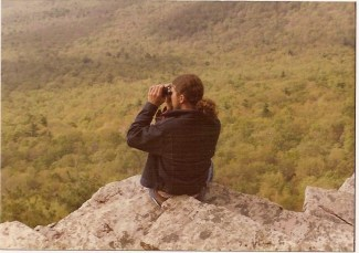 Stretch Hawk Mtn 1982