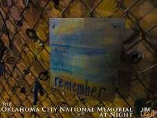 Oklahoma City National Memorial, JimOnLight.com