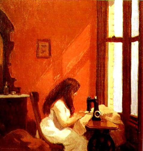 Girl_at_Sewing_Machine_by_Edward_Hopperjpg