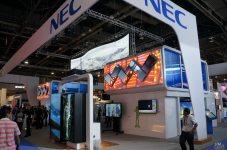 NEC, InfoComm 2014