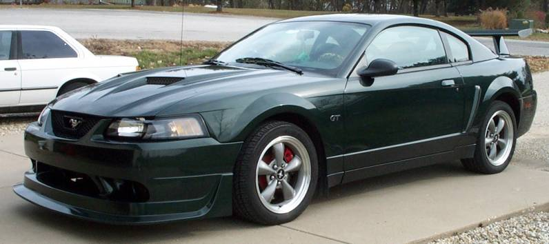 2004 Modified Gt Mustang