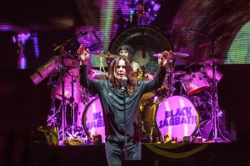Black Sabbath @ Ozzfest. 2016.